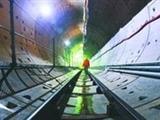 乌市地铁2号线南梁坡站年内主体封顶