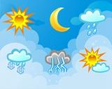 小长假期间乌鲁木齐雨水频频气温略降