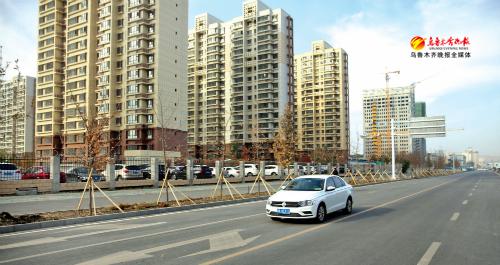 乌鲁木齐高新区(新市区)8条断头路6条已通车