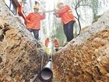 乌鲁木齐老旧供热管网改造工程全面完工