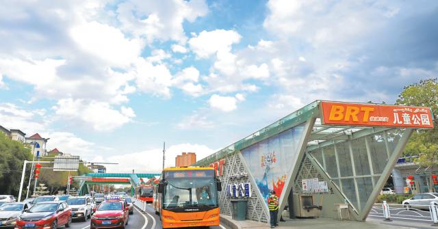 """乌鲁木齐入选""""国家公交都市建设示范城市"""""""