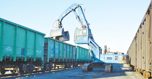 新疆铁路货运量同比增10.59%