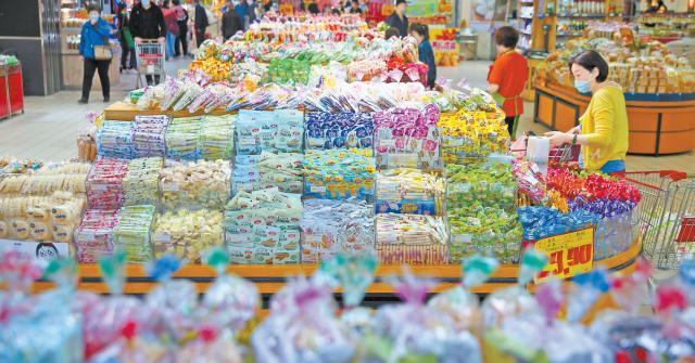 乌鲁木齐节日市场红红火火 假日经济拉动内需