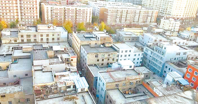 乌鲁木齐分期分批对建成区自建房实施综合改造